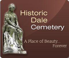 Historic Dale Cemetery - A Place of Beauty Forever